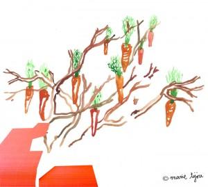 Marie Tijou - papier carton