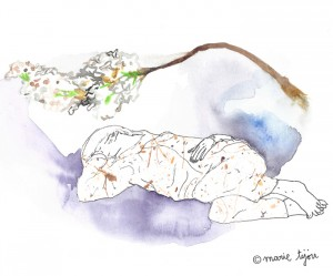 Marie Tijou - papier recycl+®