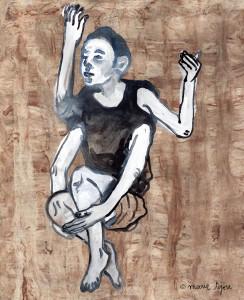 Marie Tijou - papier damate (1)