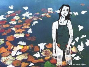 Marie Tijou - papier peint (2)